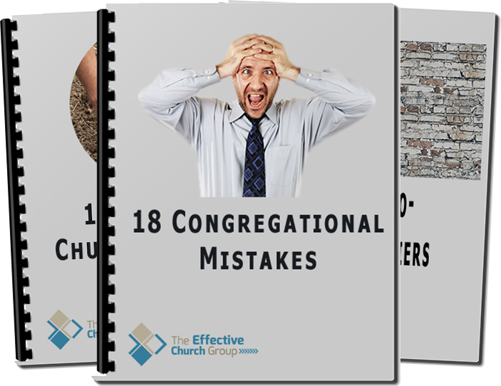 18 Congregational Mistakes